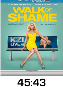 Walk of Shame Bluray Review