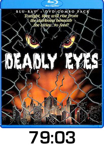 Deadly Eyes Bluray Review