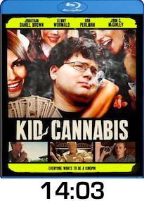 Kid Cannabis Bluray Review
