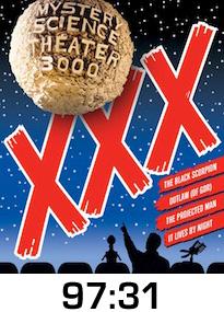 MST3K XXX DVD Review