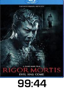 Rigor Mortis Bluray Review