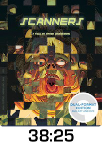 Scanners Bluray Review