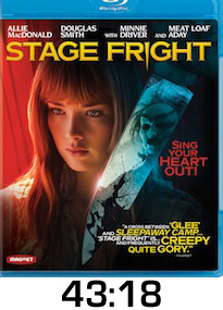 Stage Fright BLu-ray Review