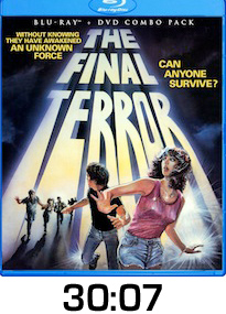 The Final Terror Bluray Review