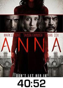 Anna DVD Review