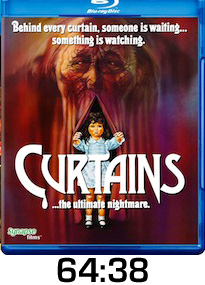 Curtains Bluray Review
