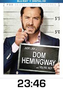 Dom Hemingway Bluray Review