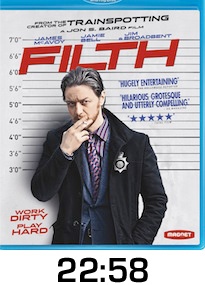 Filth Bluray Review