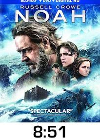 Noah Bluray Review