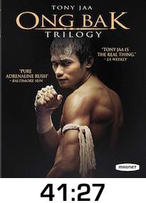 Ong Bak Trilogy Bluray Review