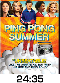 Ping Pong Summer DVD Review
