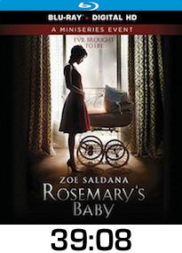 Rosemarys Baby Miniseries Bluray Review