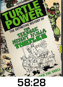 Turtle Power DVD Review