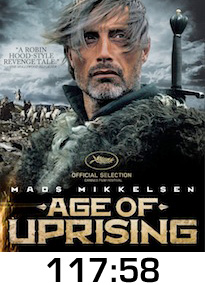 Age of Uprising DVD Review