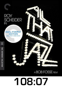 All That Jazz Bluray Review
