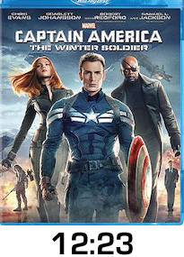 Captain America Winter Soldier Bluray Review