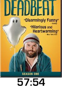 Deadbeat Season 1 DVD Review