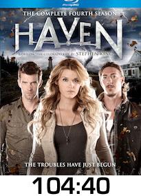 Haven Season 4 Bluray Review
