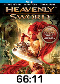 Heavenly Sword Bluray Review