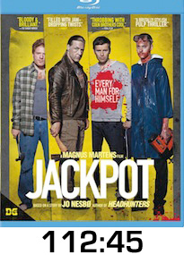 Jackpot Bluray Review