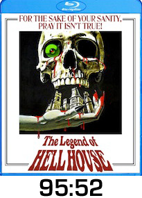 Legend of Hell House Bluray Review