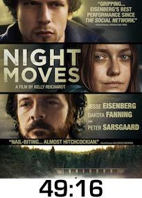 Night Moves DVD Reiew
