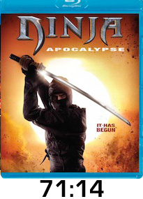 Nina Apocalypse Bluray Review
