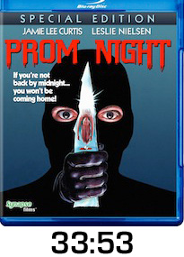 Prom Night Bluray Review
