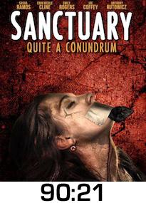 Sanctuary Conundrum DVD Review