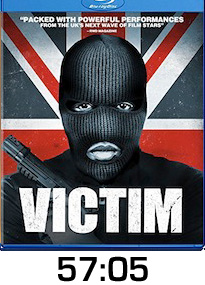 Victim Bluray Review