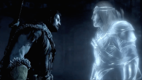 talion and wraith
