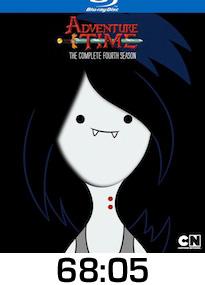 Adventure Time Season 4 Bluray Review