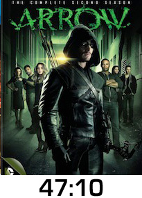 Arrow Season 2 DVD Review