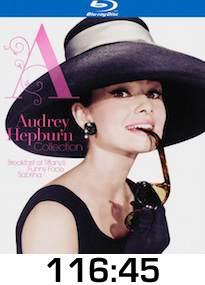 Audrey Hepburn Collection Bluray Review