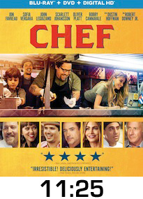 Chef Bluray Review