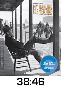 My Darling Clementine Bluray Review