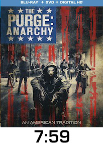 Purge Anarchy Bluray Review