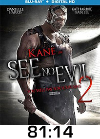 See No Evil 2 Bluray Review