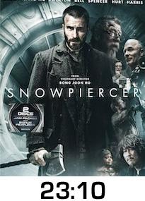 Snowpiercer Bluray Review