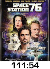 Space Station 76 DVD Review