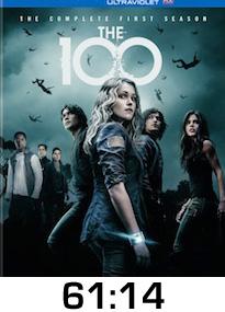 The 100 Season 1 Bluray Review