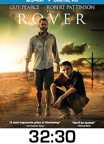 The Rover Bluray Review