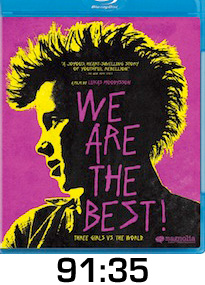 We Are The Best Bluray Review