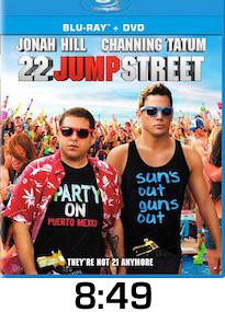 22 Jump Street Bluray Review
