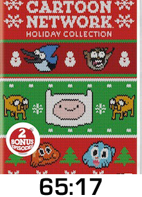 Cartoon Network Holiday Collection DVD Review