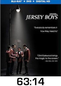 Jersey Boys Bluray Review