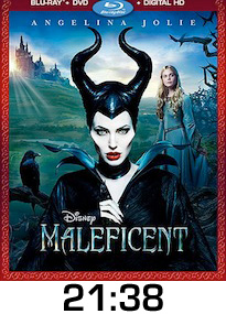 Maleficent Bluray Review