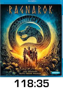 Ragnarok Bluray Review