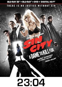 Sin City A Dame To Kill For Bluray Review