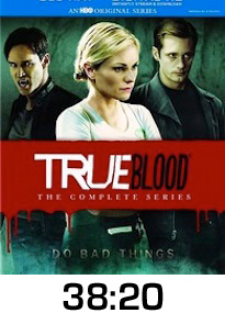 True Blood Complete Series Bluray Review